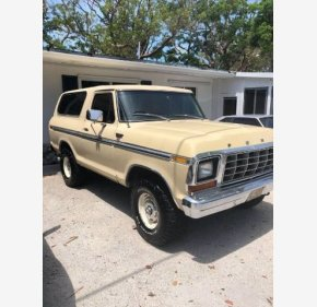 1979 Ford Bronco XLT for sale 101415178