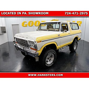 1979 Ford Bronco for sale 101415394
