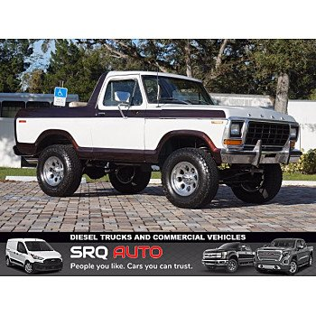 1979 Ford Bronco for sale 101456782