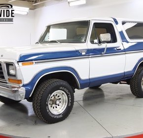 1979 Ford Bronco for sale 101474931