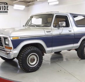 1979 Ford Bronco for sale 101477890