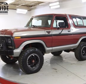 1979 Ford Bronco for sale 101477891
