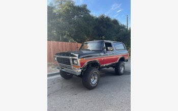 1979 Ford Bronco XLT for sale 101486794
