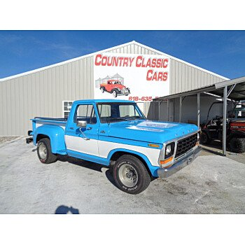 1979 Ford F100 for sale 100927353