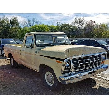 1979 Ford F100 for sale 101125747