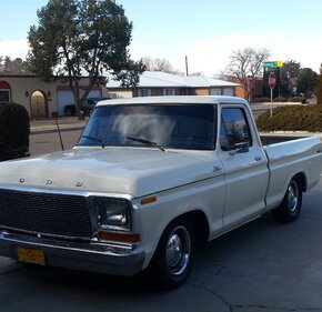 1979 Ford F100 2WD Regular Cab for sale 101104618