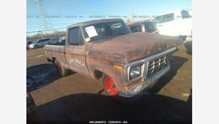 1979 Ford F100 for sale 101248856