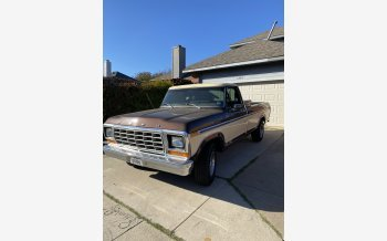1979 Ford F100 2WD Regular Cab for sale 101409644