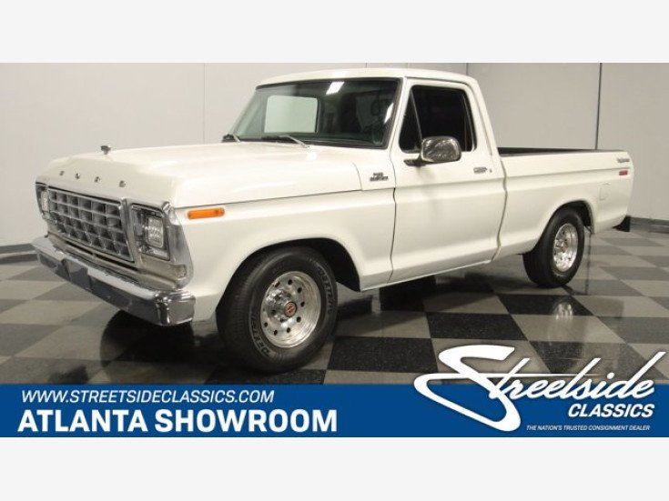 1979 Ford F100 for sale 101542868