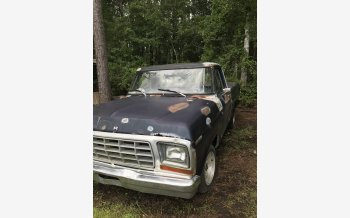 1979 Ford F100 2WD Regular Cab for sale 101548052