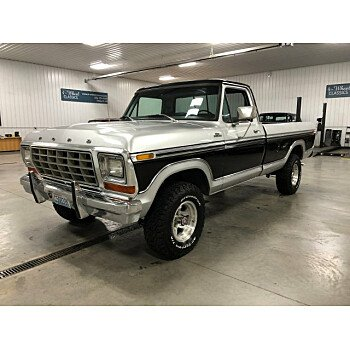 1979 Ford F150 for sale 101094523