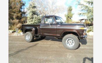 1979 Ford F150 4x4 Regular Cab for sale 100956195