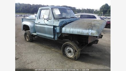 1979 Ford F150 for sale 101016133