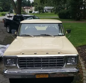 1979 Ford F150 4x4 Regular Cab for sale 101064133