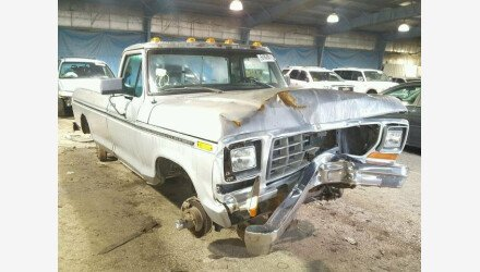 1979 Ford F150 for sale 101064199