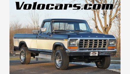 1979 Ford F150 for sale 101065623