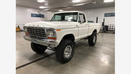 1979 Ford F150 for sale 101110651