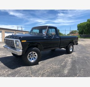1979 Ford F150 4x4 Regular Cab for sale 101125122