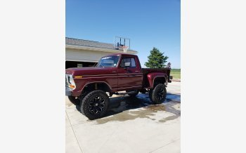 1979 Ford F150 4x4 Regular Cab for sale 101200571