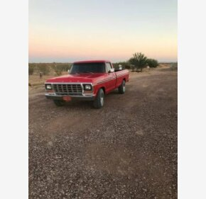 1979 Ford F150 for sale 101216252