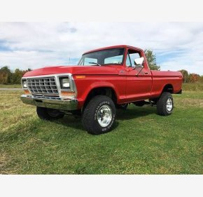 1979 Ford F150 for sale 101221234