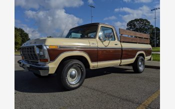 1979 Ford F150 2WD Regular Cab for sale 101221673