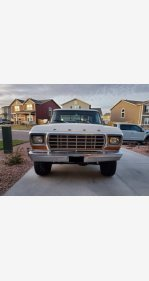 1979 Ford F150 for sale 101272960