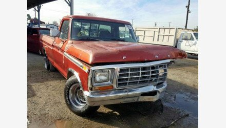1979 Ford F150 for sale 101305721