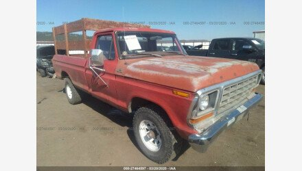 1979 Ford F150 for sale 101309172
