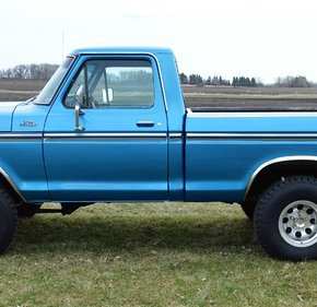 1979 Ford F150 4x4 Regular Cab for sale 101342724