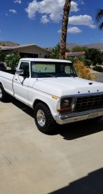 1979 Ford F150 2WD Regular Cab for sale 101405349