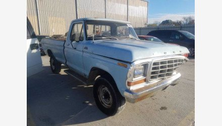 1979 Ford F150 for sale 101408278