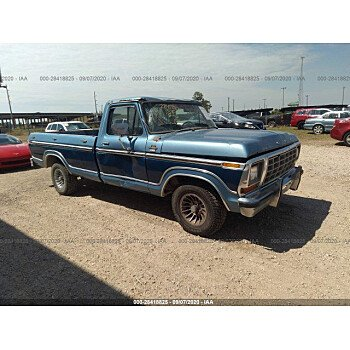 1979 Ford F150 for sale 101408456