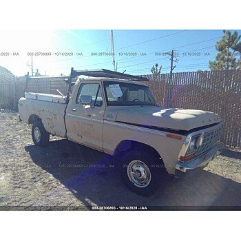 1979 Ford F150 for sale 101409390