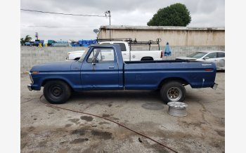 1979 Ford F150 2WD Regular Cab for sale 101466959