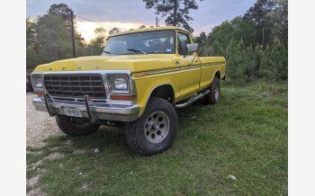 1979 Ford F150 4x4 Regular Cab for sale 101488835