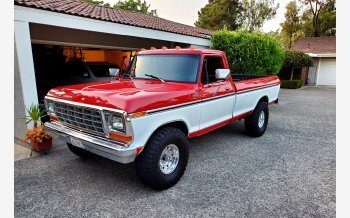 1979 Ford F150 4x4 Regular Cab for sale 101560769