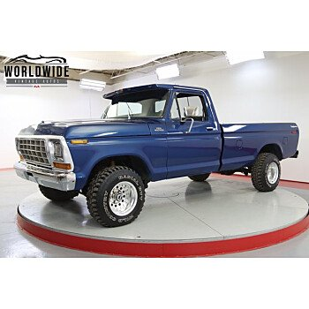 1979 Ford F150 for sale 101603690
