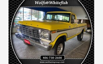 1979 Ford F150 for sale 101604049