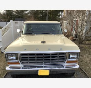 1979 Ford F250 4x4 Regular Cab for sale 101299334
