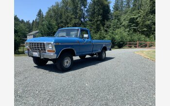 1979 Ford F250 4x4 Regular Cab for sale 101358742