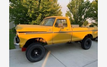 1979 Ford F250 for sale 101520669