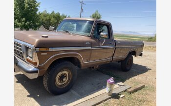 1979 Ford F250 4x4 Regular Cab for sale 101560831