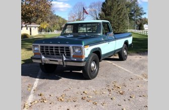 1979 Ford F250 for sale 101633438