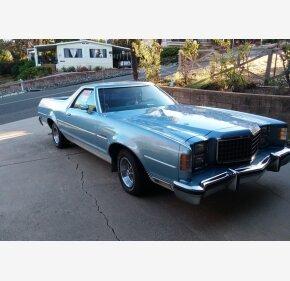 1979 Ford Ranchero Classics for Sale - Classics on Autotrader