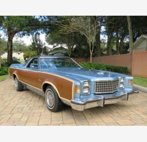 1979 Ford Ranchero for sale 101389999