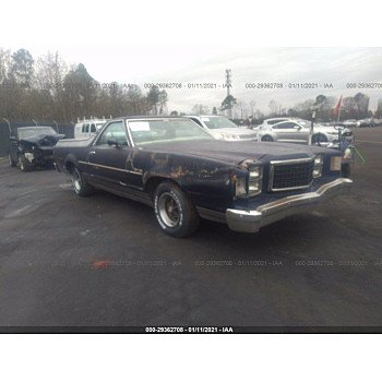 1979 Ford Ranchero for sale 101437268