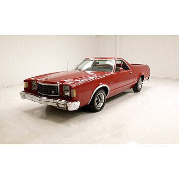 1979 Ford Ranchero for sale 101534483