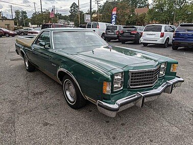 1979 Ford Ranchero for sale 101613271