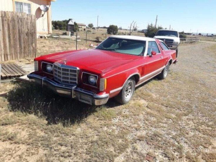 1979 Ford Thunderbird for sale 100915716